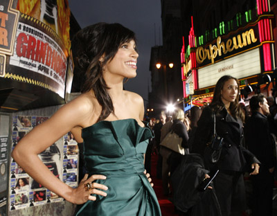 Rosario Dawson at Grindhouse (2007)