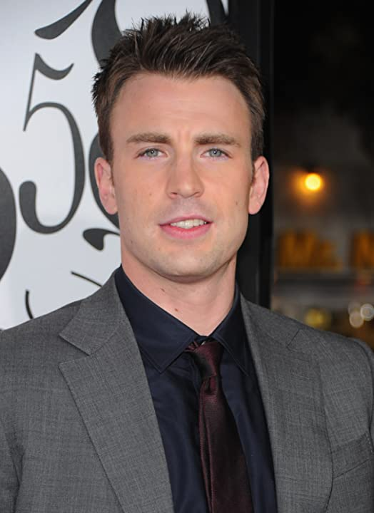 Chris Evans at an event for What's Your Number? (2011)