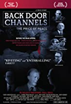Primary image for Back Door Channels: The Price of Peace