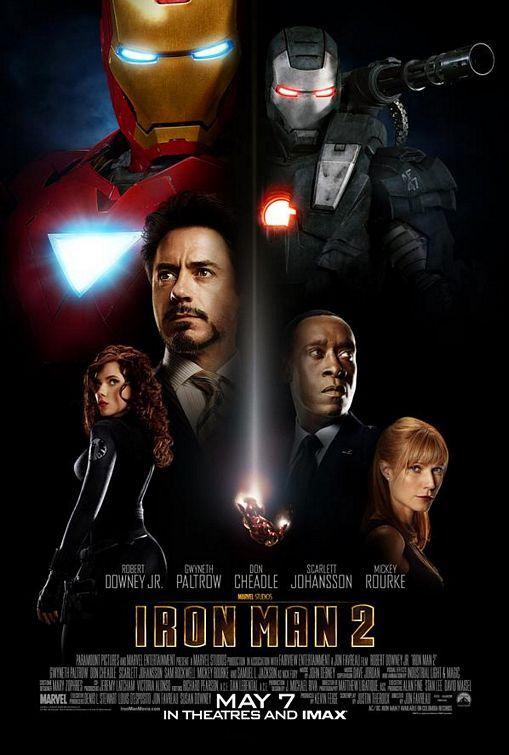 Iron Man 2 2010 Hindi Dubbed