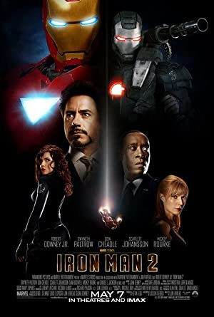 Iron Man 2 (2010) (Hindi) Download on Vidmate