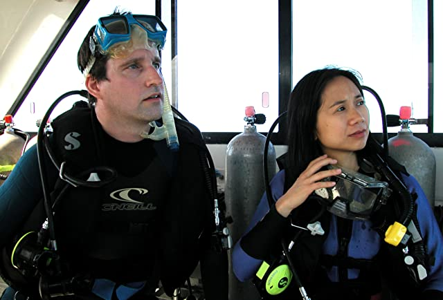 Chris Kentis and Laura Lau in Open Water (2003)