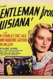 The Gentleman from Louisiana Poster