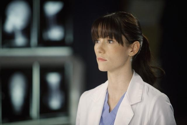 Chyler Leigh in Grey's Anatomy (2005)