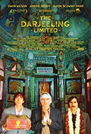 The Darjeeling Limited (2007) Poster - Movie Forum, Cast, Reviews