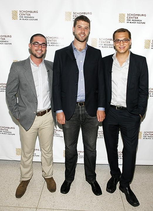 Trevor Martin, Ross Finkel, and Jonathan Paley at an event for Ballplayer: Pelotero (2011)