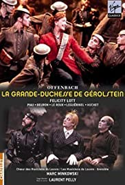 La grande-Duchesse de Gérolstein Poster