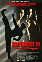 Primary image for Bloodfist IV: Die Trying