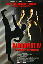 Bloodfist IV: Die Trying (1992) Poster - Movie Forum, Cast, Reviews