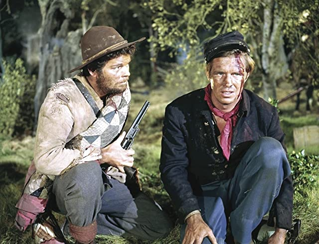 George Peppard in How the West Was Won (1962)