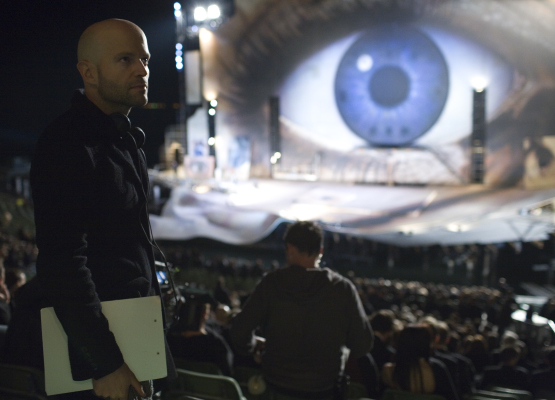 Marc Forster in Quantum of Solace (2008)