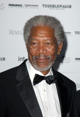 Morgan Freeman at Sin City (2005)