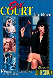 Sex Court: The Movie Poster