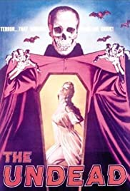 The Undead (1957) Poster - Movie Forum, Cast, Reviews