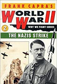 The Nazis Strike Poster