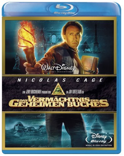 National Treasure Book of Secrets 2007 720p BRRip Dual Audio Watch online Free Download