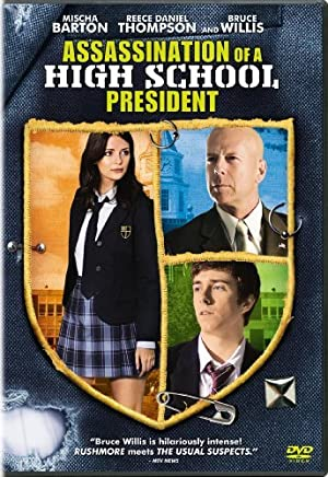 Assassination of a High School President poster