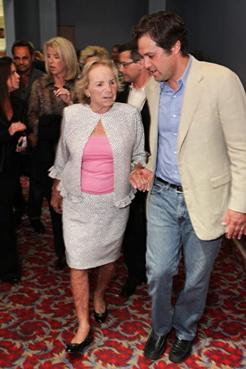 Ethel Kennedy, Rory Kennedy, and Mark Bailey at an event for Ethel (2012)