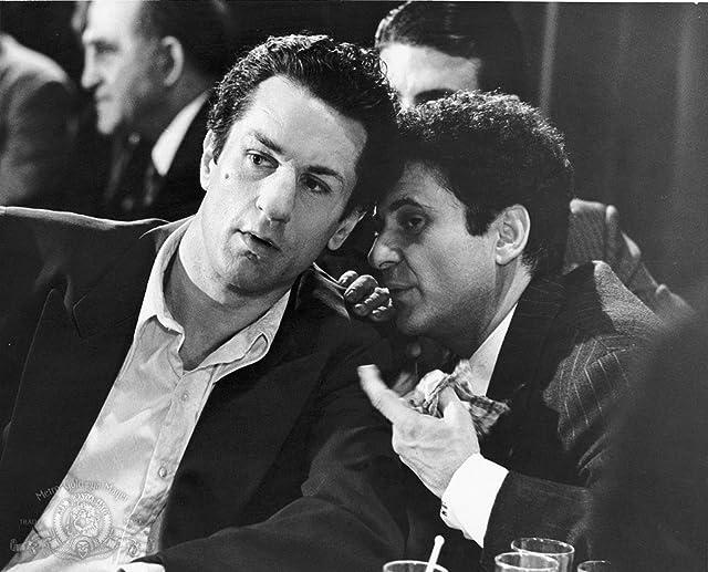 Robert De Niro and Joe Pesci in Raging Bull (1980)