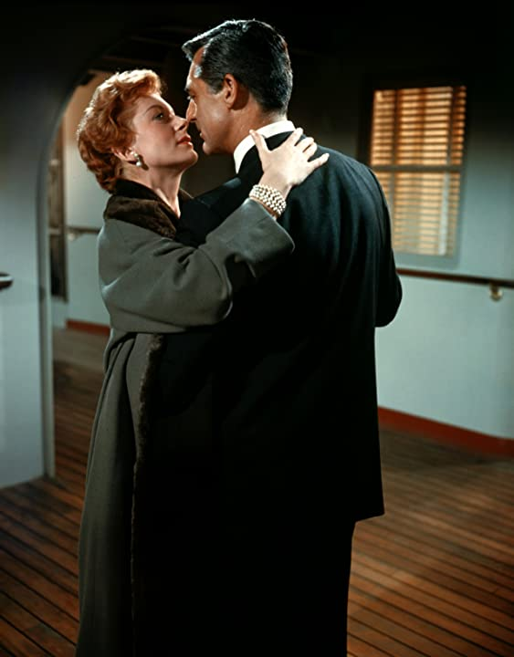 Cary Grant and Deborah Kerr in An Affair to Remember (1957)