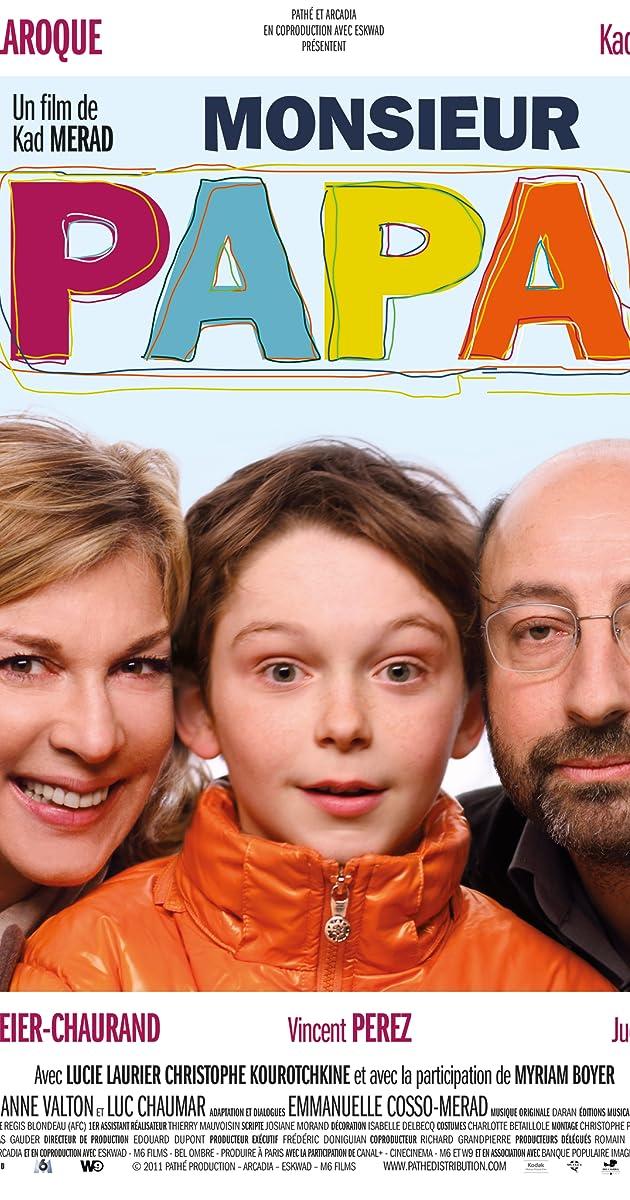 Ponas tėtė / Monsieur Papa (2011) Online