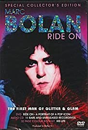 Marc Bolan: Ride On Poster
