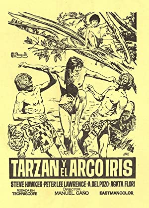 Tarzan and the Brown Prince Poster