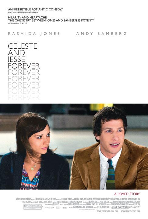 Celeste & Jesse Forever Affiche du film