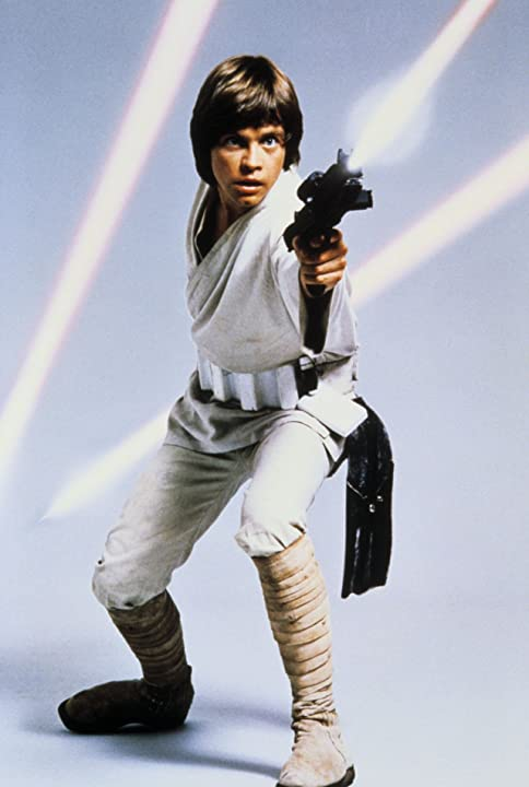 Mark Hamill in Star Wars: Episode IV - A New Hope (1977)