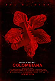 Colombiana (2011) Poster - Movie Forum, Cast, Reviews