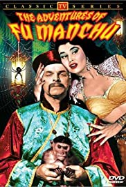 The Adventures of Dr. Fu Manchu Poster