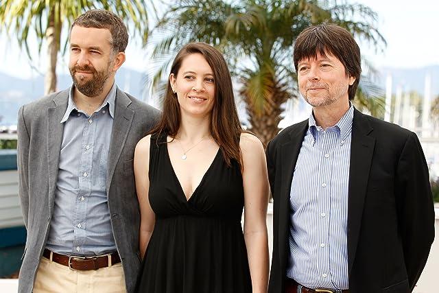 Ken Burns, David McMahon, and Sarah Burns at The Central Park Five (2012)
