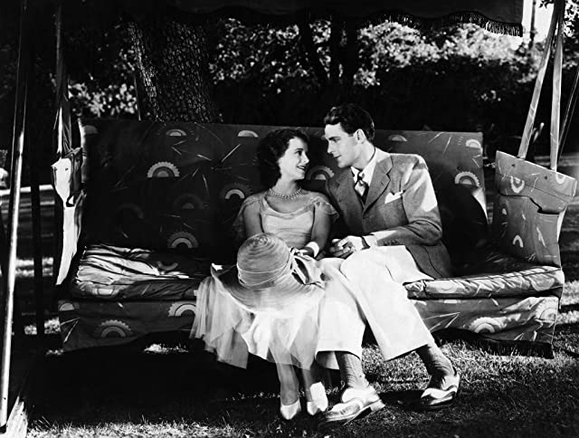 Charles Farrell and Janet Gaynor in Sunnyside Up (1929)