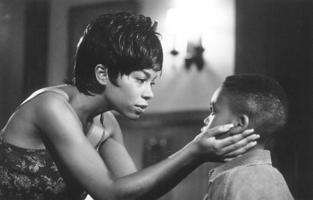 Paula Jai Parker and Brandon Hammond in Tales from the Hood (1995)