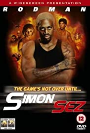 Simon Sez (1999) Poster - Movie Forum, Cast, Reviews