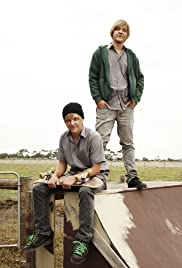 Angry Boys Poster - TV Show Forum, Cast, Reviews