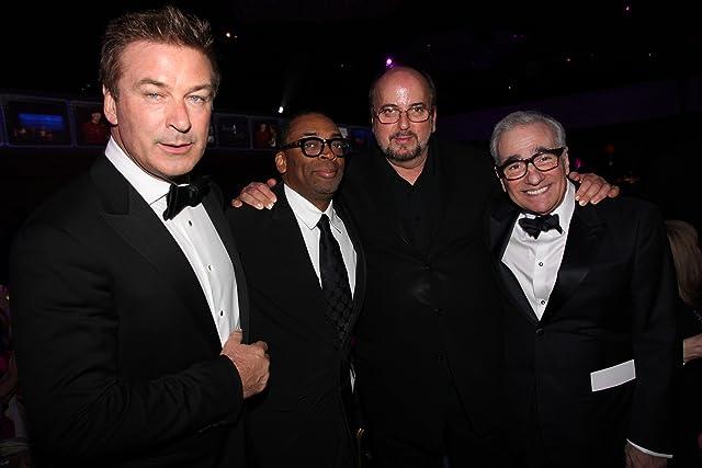 Martin Scorsese, Alec Baldwin, Spike Lee, and James Toback