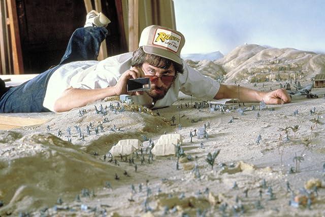 Steven Spielberg in Raiders of the Lost Ark (1981)