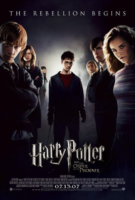 Harry Potter and the Order of the Phoenix 2007 720p BRRip Dual Audio Watch Online Free Download HD AT Movies365.in