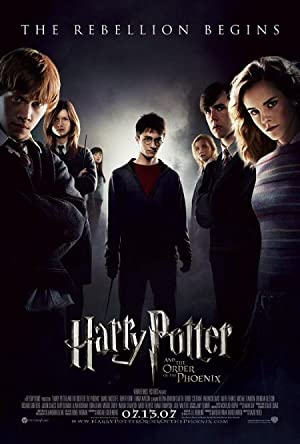 Harry Potter 5: Harry Potter y la Orden del Fenix (2007)