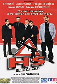 HS - hors service Poster