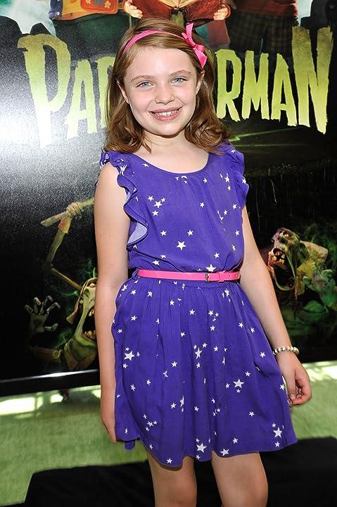 Madison Rothschild at ParaNorman (2012)