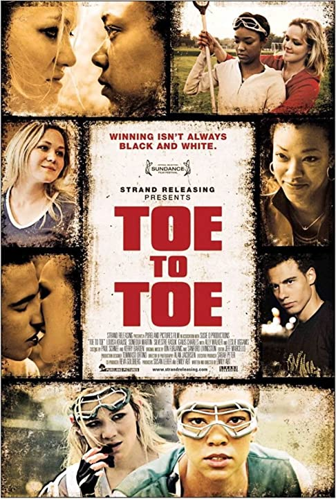 Louisa Krause and Sonequa Martin-Green in Toe to Toe (2009)