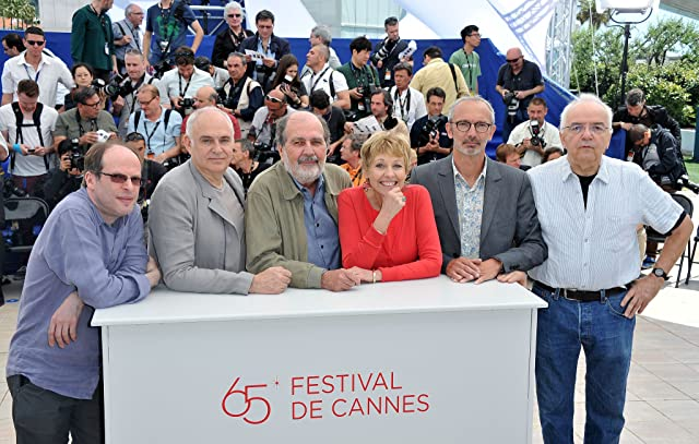 Michel Andrieu, Rémy Chevrin, Carlos Diegues, Hervé Icovic, and Francis Gavelle