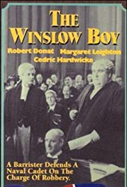 The Winslow Boy Poster