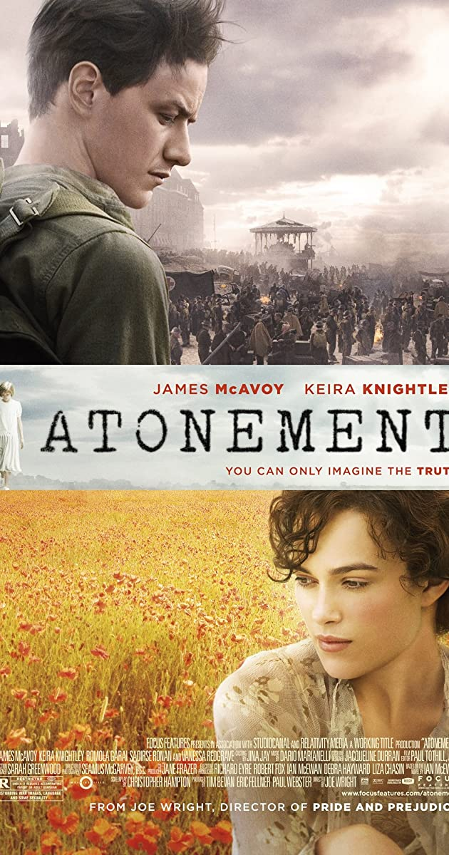 Image result for atonement film