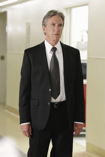 Scott Paulin in Castle (2009)