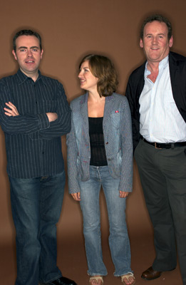 Colm Meaney, Kelly Macdonald, and John Crowley