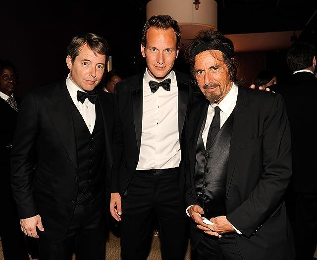 Matthew Broderick, Al Pacino, and Patrick Wilson