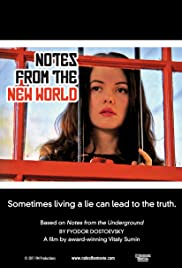 Notes from the New World Poster